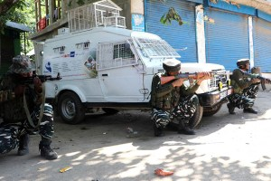 Army Kills 3 Militants In Shopian Village