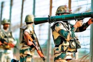 Heavy Mortar Shelling Along LoC In Rajouri