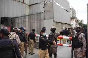 Pakistan Stock Exchange Comes Under Attack; 10 Killed