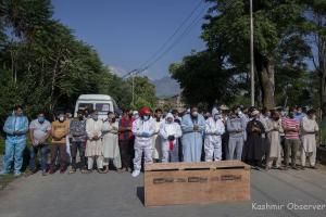 Covid-19 Claims 11 More Lives In Kashmir, Toll Reaches 288