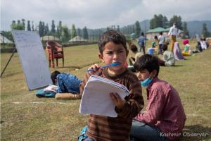 Amid COVID Gloom, A Silver Lining For Kashmiri Students