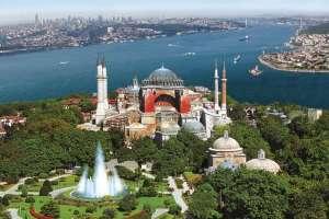 Ataturk and the Question of Hagia Sophia