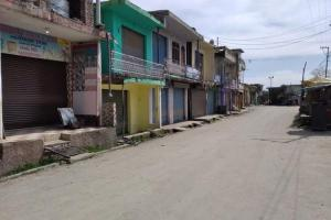 Strict Lockdown Curbs Reimposed After Spike In Covid-19 Cases In Rajouri