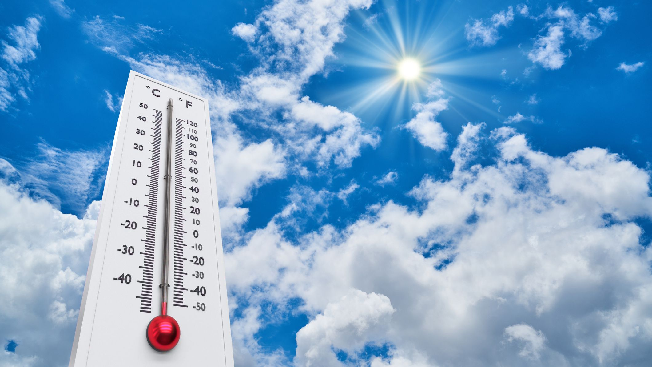 Met Dept Forecasts Temp As High As 35 Degrees in Coming Days