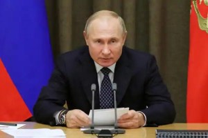 Russian President Vladimir Putin Signs Order To Allow His Rule Till 2036
