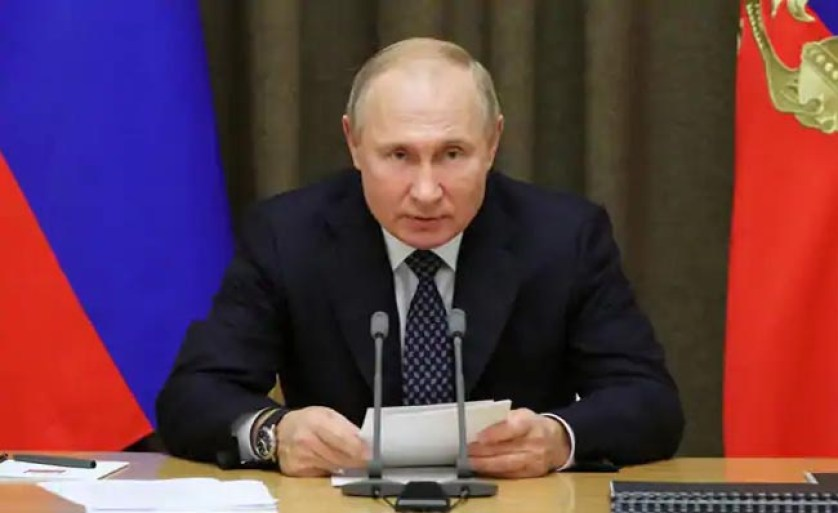 Putin Says Russia Develops World's First Vaccine Against ...