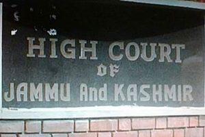 HC Srinagar Wing Shut Over Covid-19