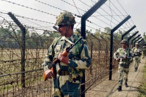Man Shot Dead On Indo-Pak Border