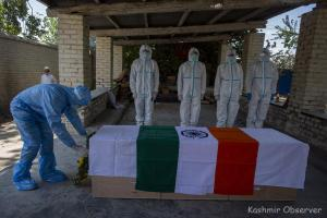 7 More Covid-19 Deaths In Kashmir, J&K Toll 450