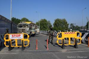 Another August 5 & People in Kashmir Remain Locked Indoors