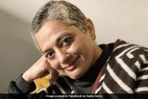 Author, Activist, Filmmaker Sadia Dehlvi Dies In Delhi At 63