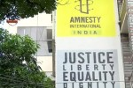 Amnesty International Halts India Operations Due To 'Govt Witch-Hunt'