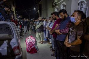 Known Deaths ByUnknown GunmenOf Kashmir