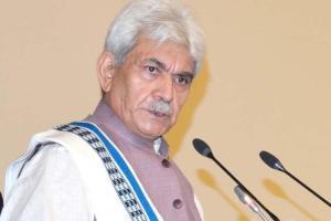 LG Sinha Calls For Speedy Implementation Of NEP In J&K