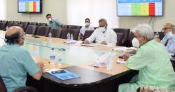 LG Reviews Functioning Of J&K Sports Council