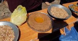 Poshan MelaShowcaseEthnic Food of Kargil