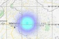 Srinagar Jolted: Was it a Quake?