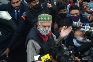 Dr Farooq Not A Beneficiary: NC