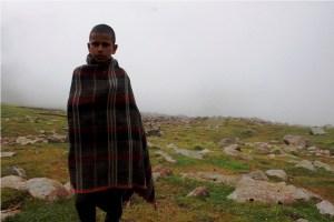 In Kashmir Meadows, Tribal Boy Maroof Awaits Seasonal—Suspended—School