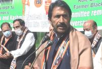 Central Leadership Will Decide On Participating In PAGD: J&K Cong