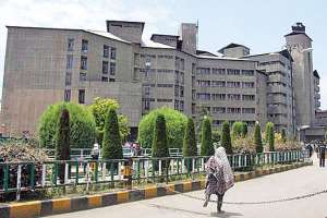 Patients Will Suffer As SKIMS Stops Routine Admissions, Surgeries: DAK