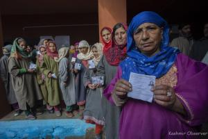 J&K Records 52 Pc Turnout In First Round Of DDC Polls