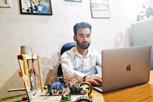 Young Techie's 'Mission Robotics' Is Ending Kashmir's Remote Reliance