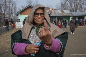 40.31% Votes Polled Till 1 PM In 2nd Phase Of DDC Elections In J&K