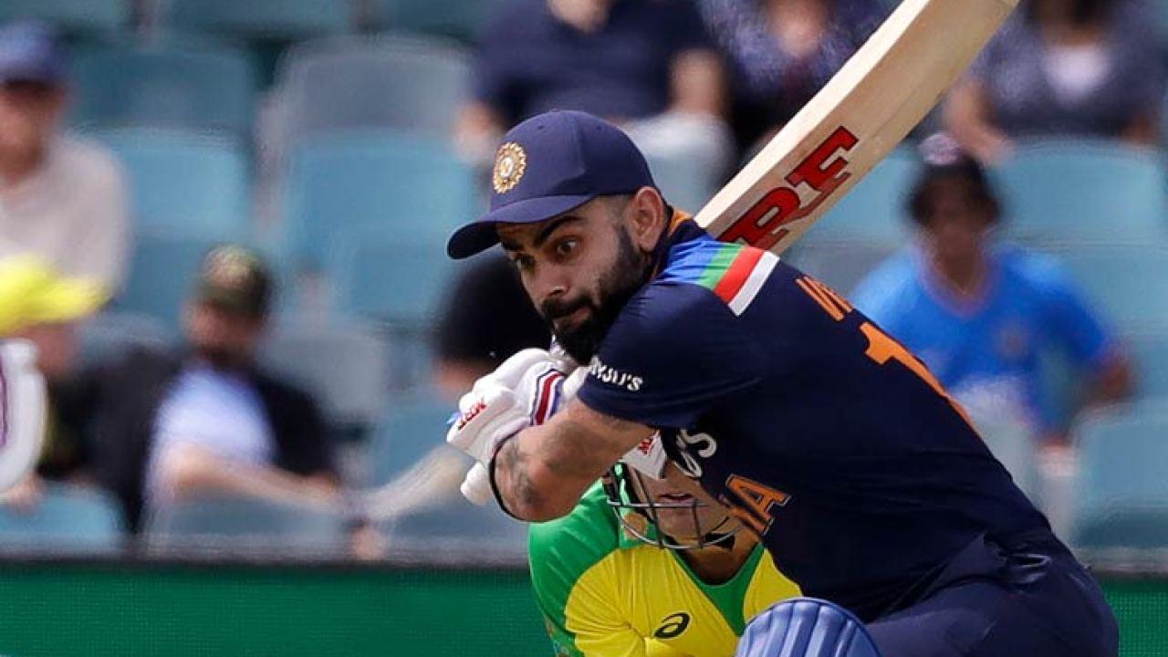 Virat Kohli Becomes Fastest Cricketer To Score 12000 ODI Runs | Kashmir Observer