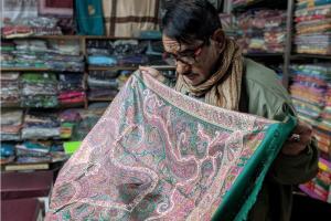 KASHMIR in Capital: Pashmina Threads in Nizamuddin