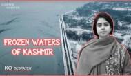 Frozen Waters of Kashmir
