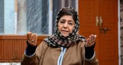 Kashmiri Politicians Being Persecuted By Centre: Mehbooba