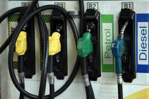 Petrol, Diesel Prices Up 25 Paise