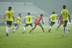 I-League: Real Kashmir Draw 1-1 Against Formidable Sudeva Delhi FC