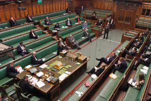 UK MPs Debate Kashmir Motion; India Condemns 'Abusive' Language