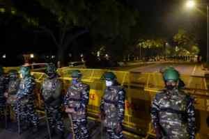 Israel Embassy Blast Case, 4 Kargil Students Held In Delhi