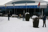Flight Services Hit In Kashmir Due To Snowfall