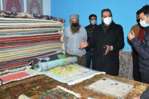 Govt Committed To Promote Industrial Sector In J&K : Advisor Khan