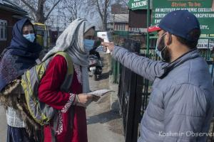 'Thrilled To Be Back': Campus Deadlock Ends In Kashmir