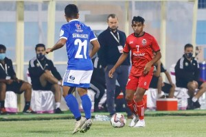 Real Kashmir Draw 0-0 Against Churchill Brothers In I-League