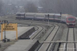 Youth Killed After Being Hit By Train At Srinagar Railway Station