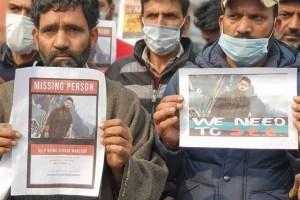 Missing Soldier's Case Creating Grave Hunt in Kashmir