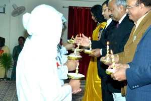 Oath-Taking Ceremony For Nursing Students Held At BGSBU