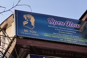 BE YOU: Well-known Makeup Artist Launches Her Beauty Lounge in Srinagar