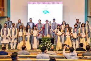 NIFT Srinagar Holds Maiden Convocation