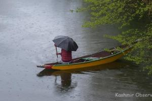 J&K Likely To Receive Rainfall From Today: MeT