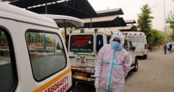 Record 4,205 Covid-19 Deaths In Single Day In India, 3.48 Lakh New Cases
