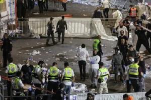 44 Crushed to Death in Israel Pilgrimage Stampede