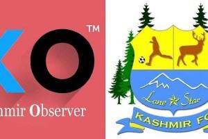 Kashmir Observer, LoneStar Kashmir FC Announce Media Partnership