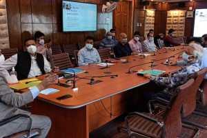 Advisor KhanPitches For Enhancing Economic Strength Of Artisans